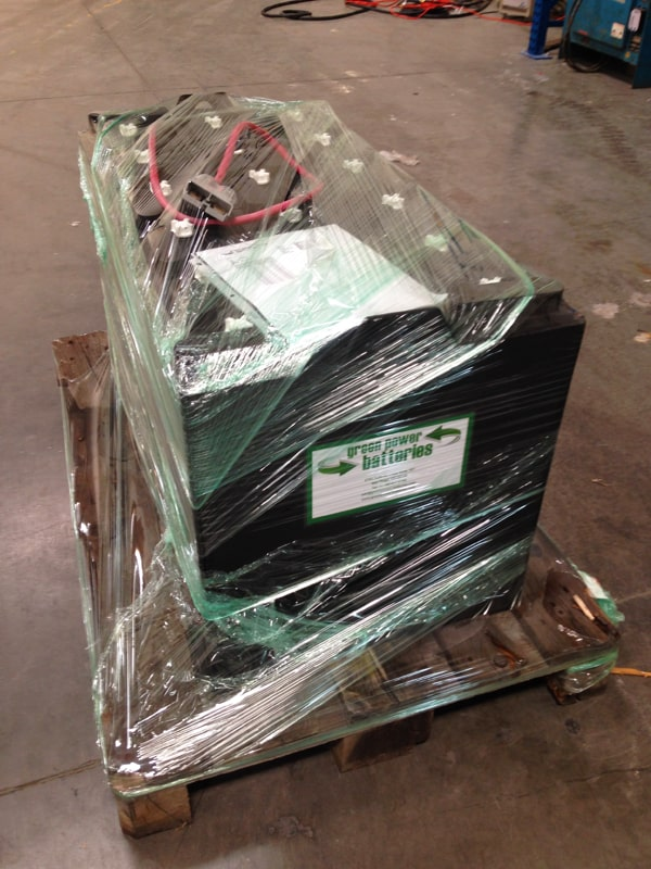 Refurbished Forklift Batteries