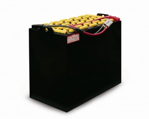 New Forklift Battery